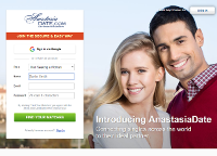 AnastasiaDATE Screenshot